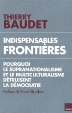 Indispensables frontières